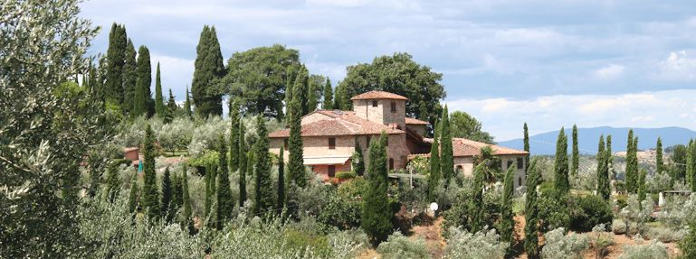 Appartements de vacances en Toscane